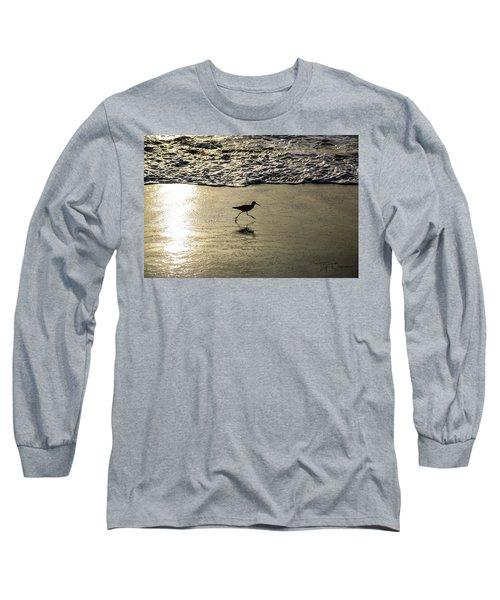 Sand Piper Dash Long Sleeve T-Shirt