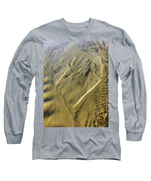 Sand Sculpture 11 Long Sleeve T-Shirt