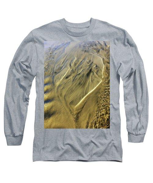 Sand Sculpture 11 Long Sleeve T-Shirt