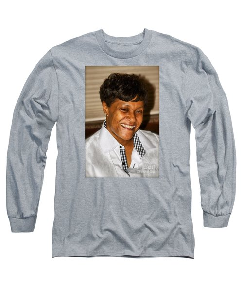 Sanderson - 4533.2 Long Sleeve T-Shirt by Joe Finney