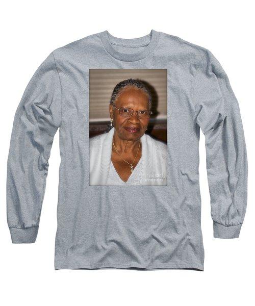 Sanderson - 4534.2 Long Sleeve T-Shirt by Joe Finney
