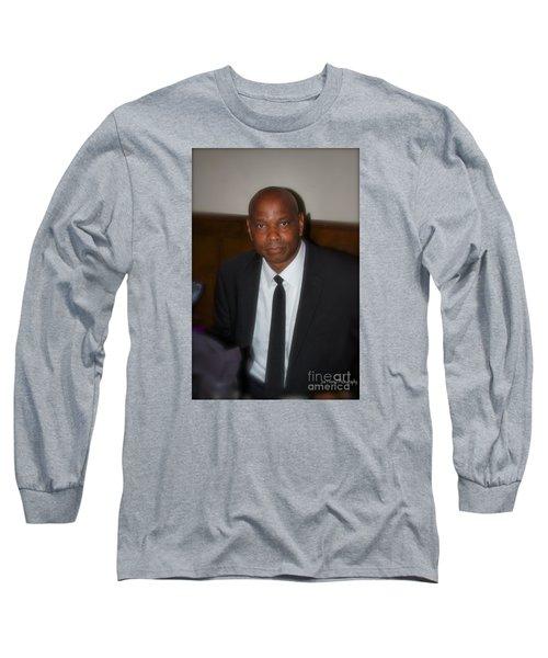 Sanderson - 4536.2 Long Sleeve T-Shirt by Joe Finney