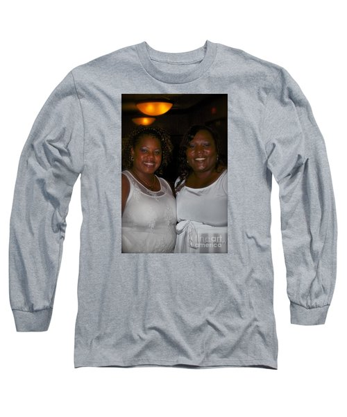 Sanderson - 4546.1 Long Sleeve T-Shirt by Joe Finney