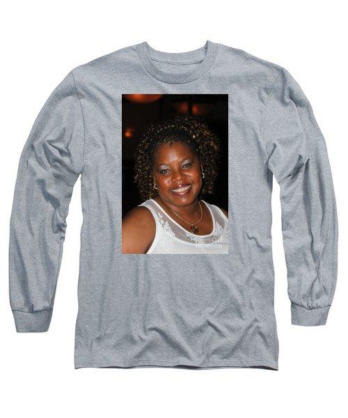 Sanderson - 4552 Long Sleeve T-Shirt by Joe Finney