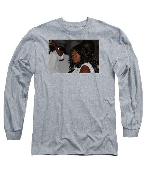 Sanderson - 4678 Long Sleeve T-Shirt by Joe Finney
