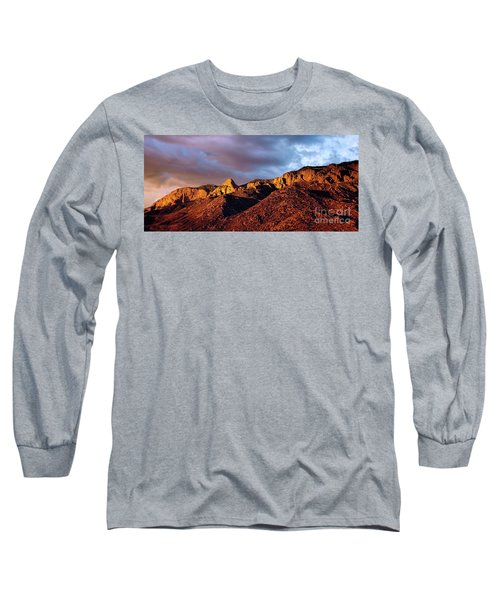 Long Sleeve T-Shirt featuring the photograph Sandia Beauty by Gina Savage