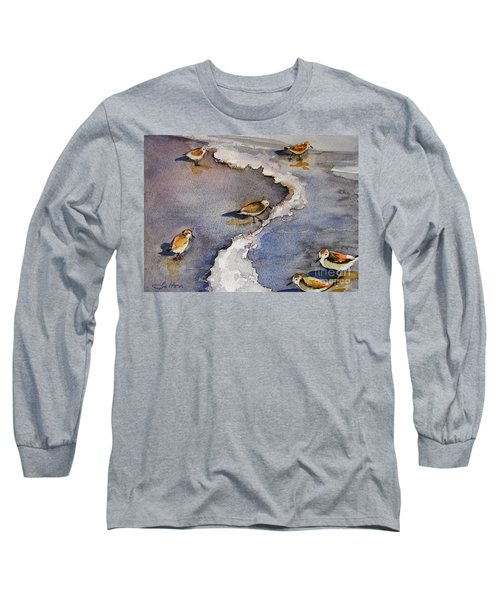 Sandpiper Seashore Long Sleeve T-Shirt