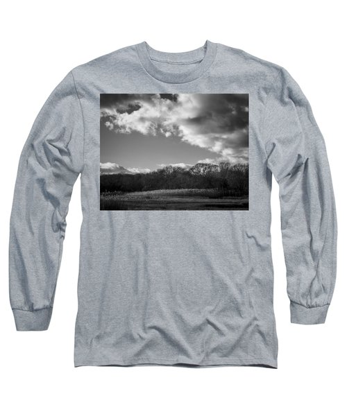 Sandwich Marsh Long Sleeve T-Shirt