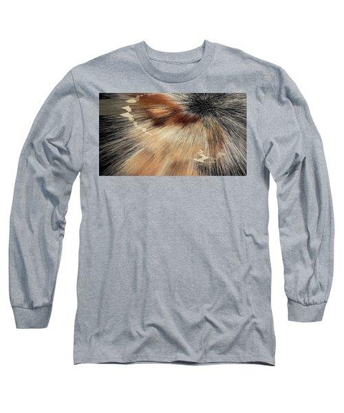 Sandy Light Speed Long Sleeve T-Shirt