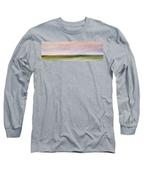 Sandy Neck 6 Long Sleeve T-Shirt