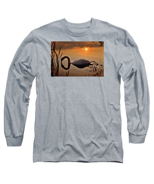 Sandy Water Park 6 Long Sleeve T-Shirt