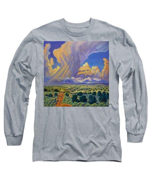 Sangre De Christo Passage Long Sleeve T-Shirt