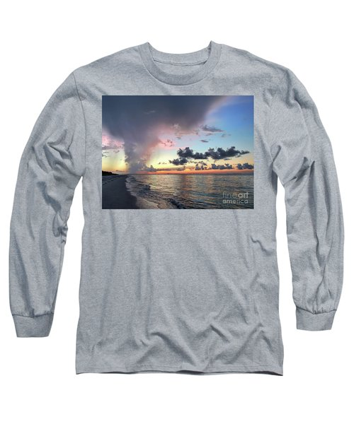 Sanibel Island Sunrise Long Sleeve T-Shirt