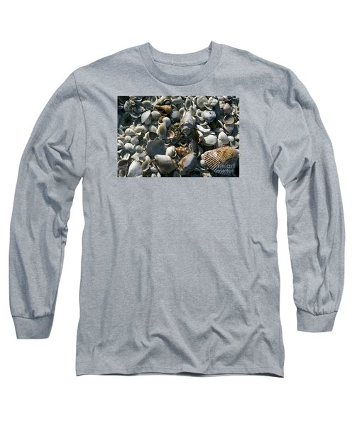 Sanibel Shells Long Sleeve T-Shirt