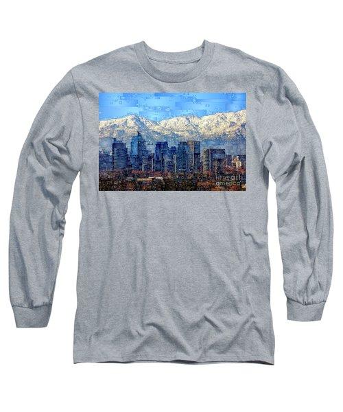 Santiago De Chile, Chile Long Sleeve T-Shirt
