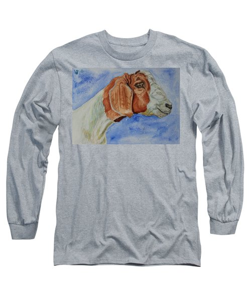 Sara's Goat Long Sleeve T-Shirt