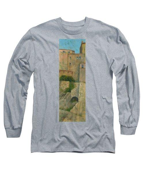 Sartene Corsica Long Sleeve T-Shirt