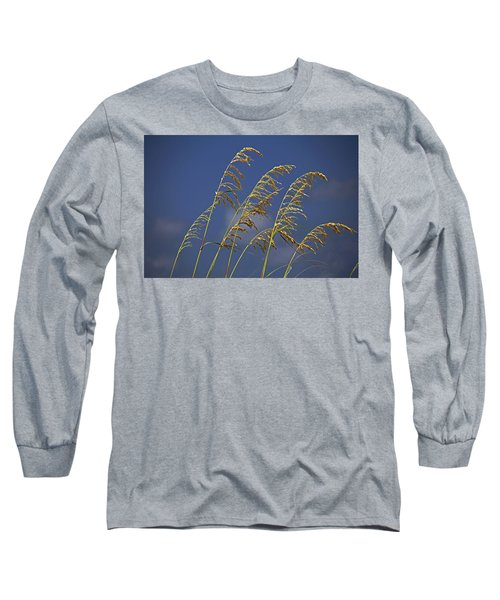 Long Sleeve T-Shirt featuring the photograph Saturday Sway by Michiale Schneider