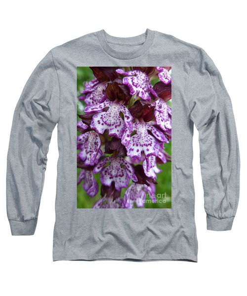 Savage Orchid 2 Long Sleeve T-Shirt