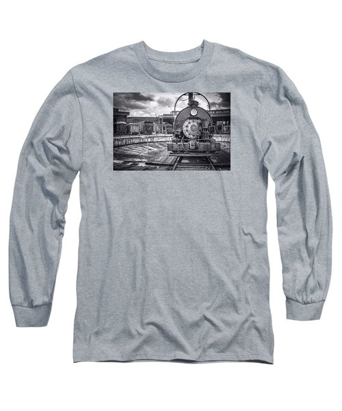 Savannah Central Train Yard Long Sleeve T-Shirt
