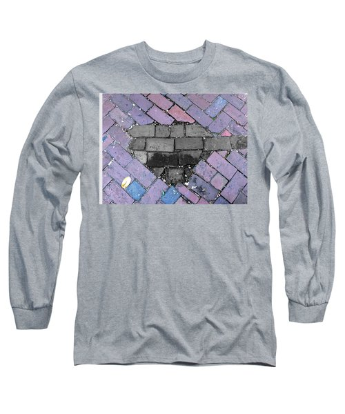 Savannah Gray Long Sleeve T-Shirt