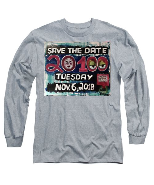 Save The Day Long Sleeve T-Shirt