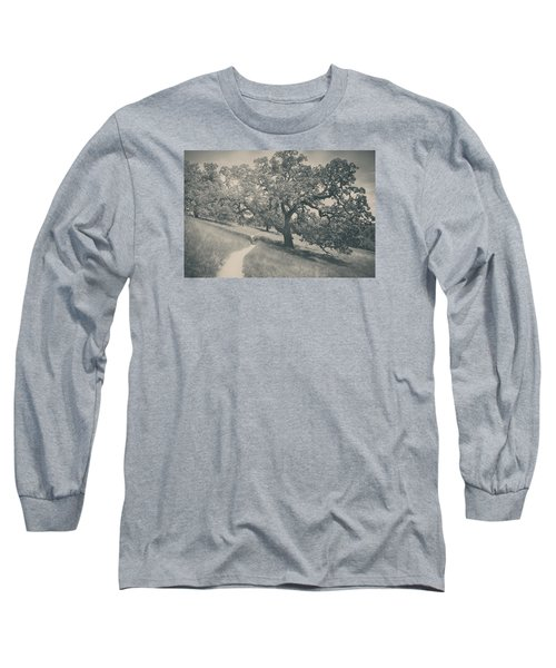 Say You Love Me Again Long Sleeve T-Shirt by Laurie Search