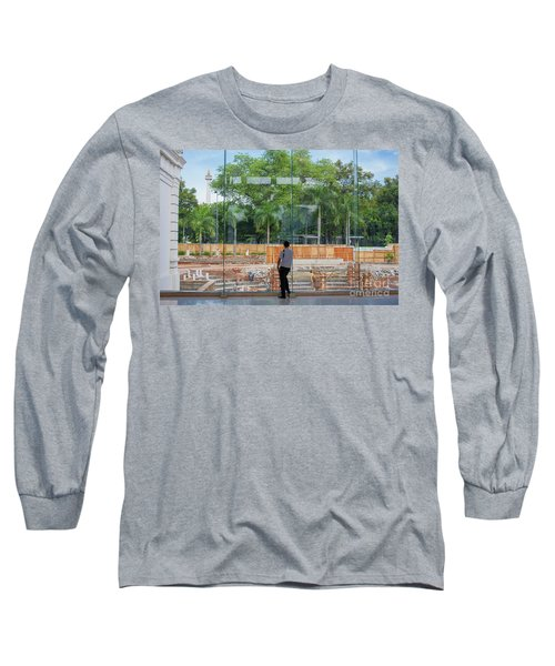 Scapes Of Our Lives #7 Long Sleeve T-Shirt