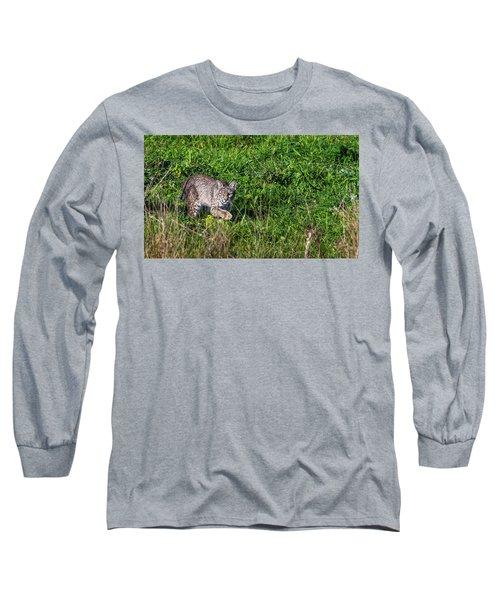 Scars Stalk  Long Sleeve T-Shirt