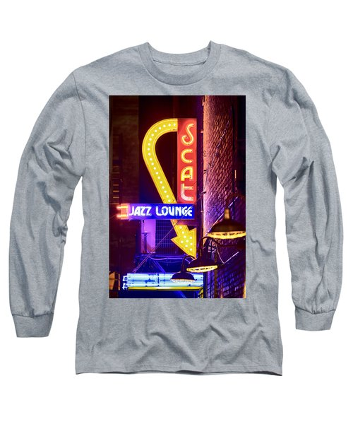 Scat Jazz Neon V3 Long Sleeve T-Shirt