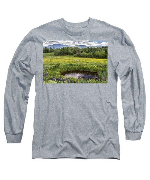 Scenic Pasture Long Sleeve T-Shirt