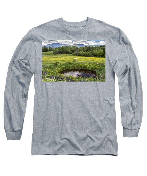 Scenic Pasture Long Sleeve T-Shirt