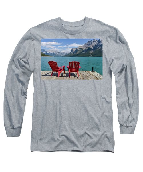 Scenic View Long Sleeve T-Shirt