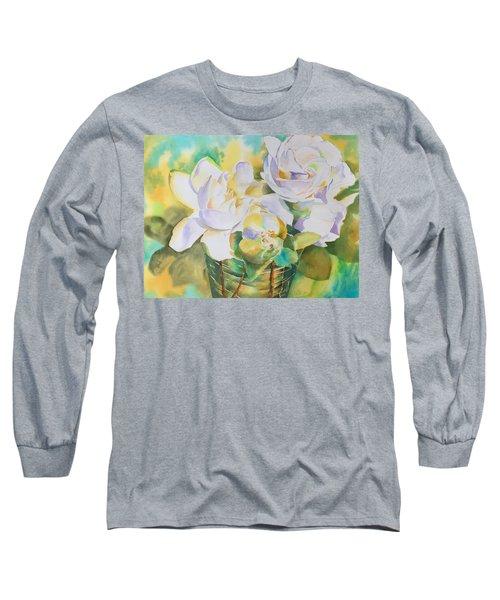 Scent Of Gardenias  Long Sleeve T-Shirt