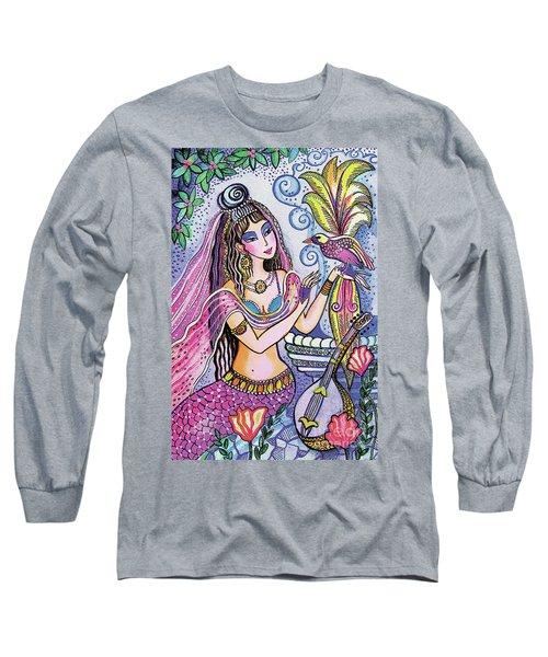 Scheherazade's Bird Long Sleeve T-Shirt