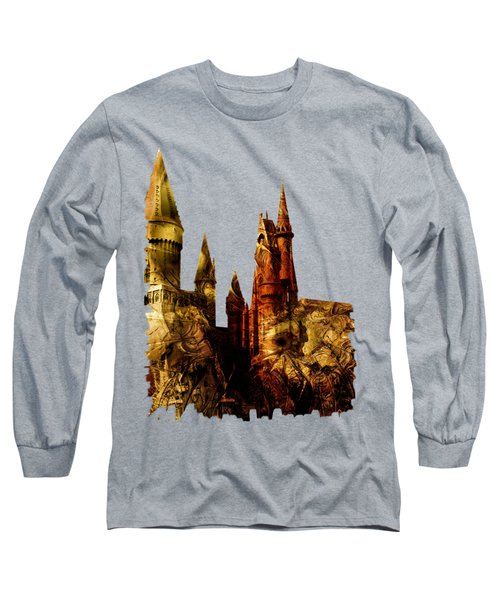 School Of Magic Long Sleeve T-Shirt