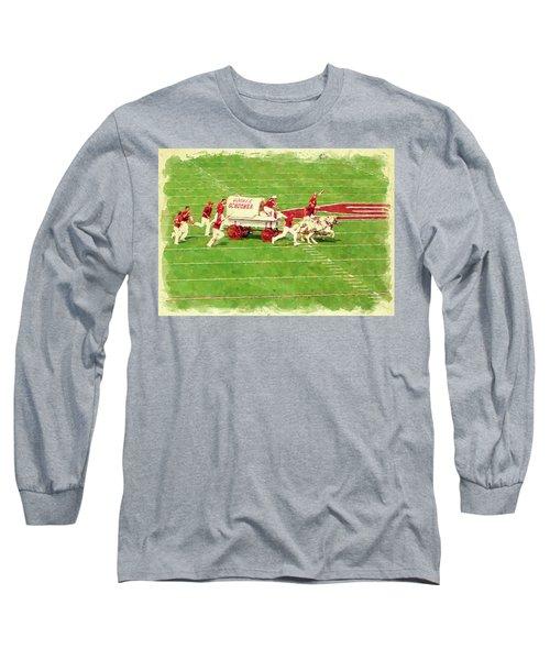 Schooner Celebration Long Sleeve T-Shirt