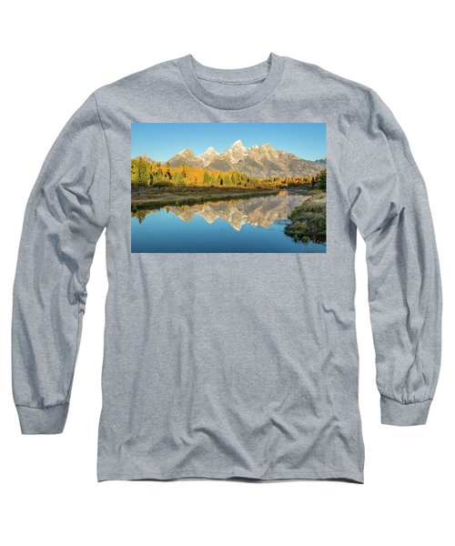 Schwabacher Sunrise Long Sleeve T-Shirt