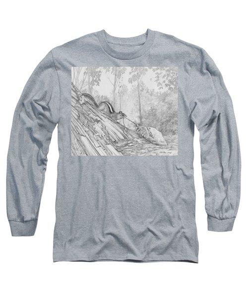 Score Long Sleeve T-Shirt
