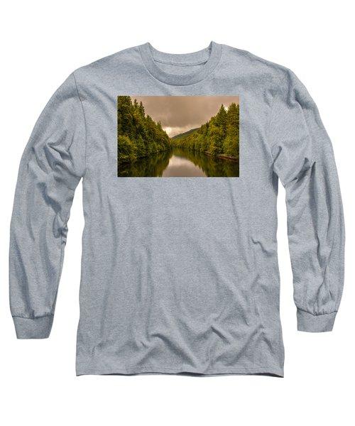 Scottish Loch 5 Long Sleeve T-Shirt