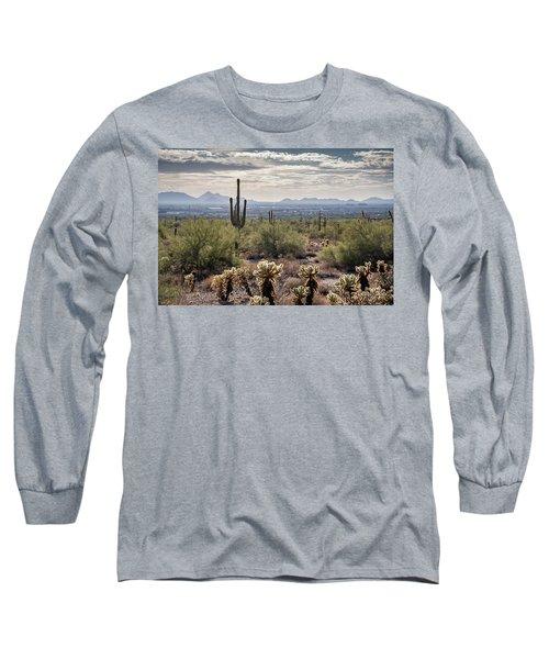 Scottsdale Arizona Long Sleeve T-Shirt