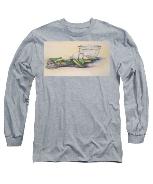 Scrambled Long Sleeve T-Shirt