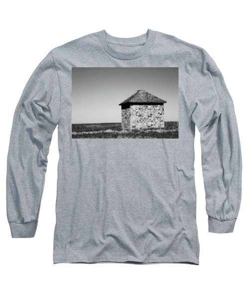 Screaming House Of Indian Head Long Sleeve T-Shirt