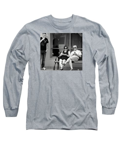 Screen Generation Long Sleeve T-Shirt