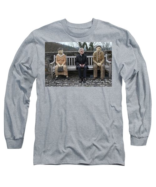 Sculpture Long Sleeve T-Shirt