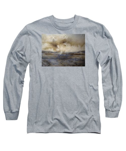 Long Sleeve T-Shirt featuring the painting Sea Breeze by Tamara Bettencourt