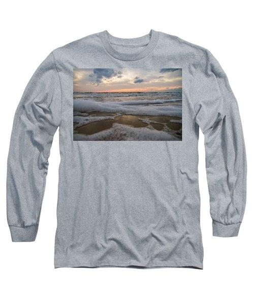 Sea Foam Long Sleeve T-Shirt