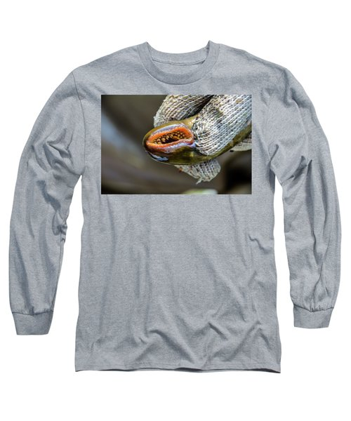 Sea Lamprey Long Sleeve T-Shirt