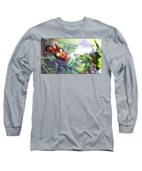 Sea Lioness Long Sleeve T-Shirt