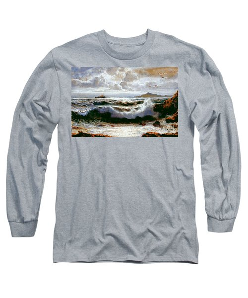 Sea Storm Long Sleeve T-Shirt
